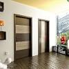 Interiérové dvere s intarziou